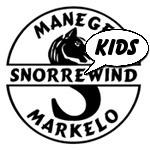 logo kids zwart